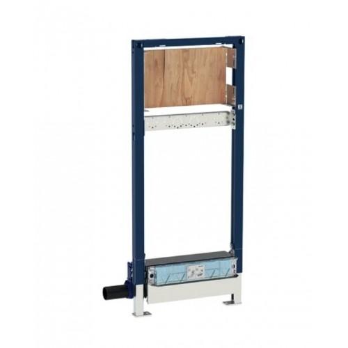 Geberit Duofix Element für Dusche, 130cm mit Wandablauf, für Unterputz Armatur, Art. 111.581.00.1