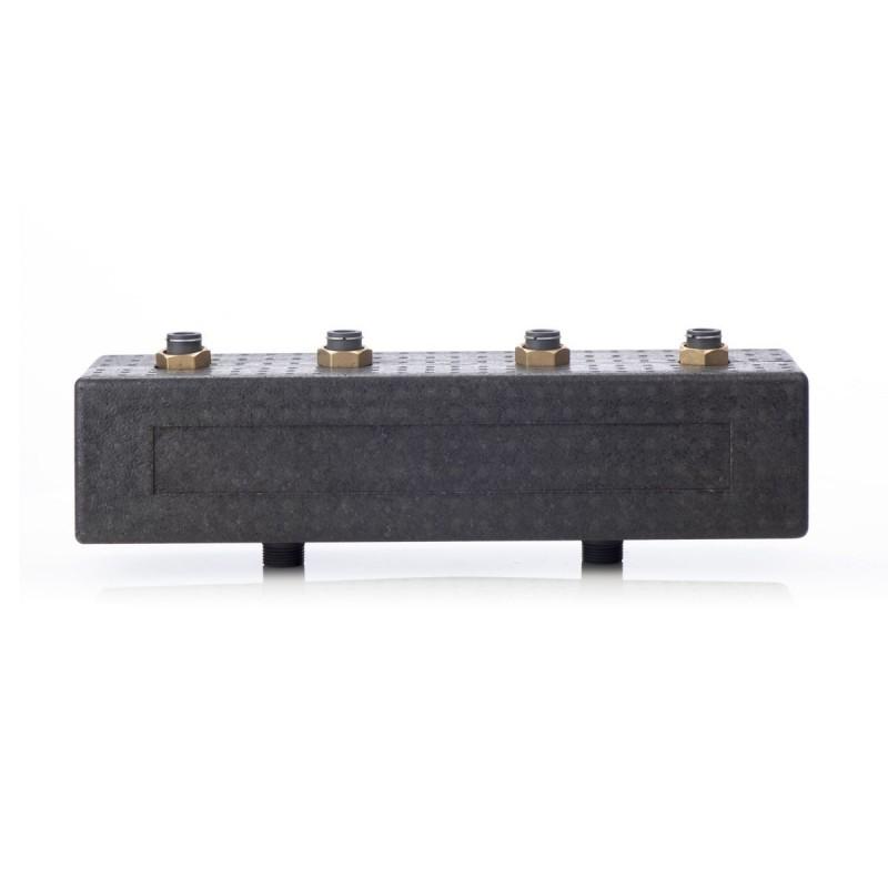Sunex Heizungsverteiler 2 GPO DN 20 125 mm