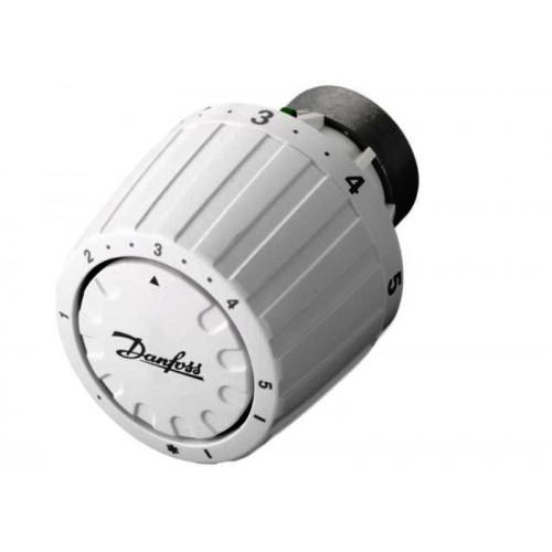 Servicefühler, Thermostatkopf, RA/VL 2950, Eingebauter Fühler, (Ventilhals 26 mm), weiss RAL9016