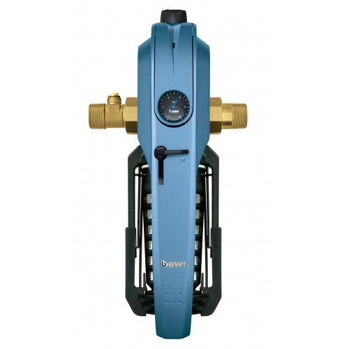 "Einhebelfilter E1, Wasserfilter, Hauswasserstation, NW 3/4"", DN 20, inkl. Druckminderer"