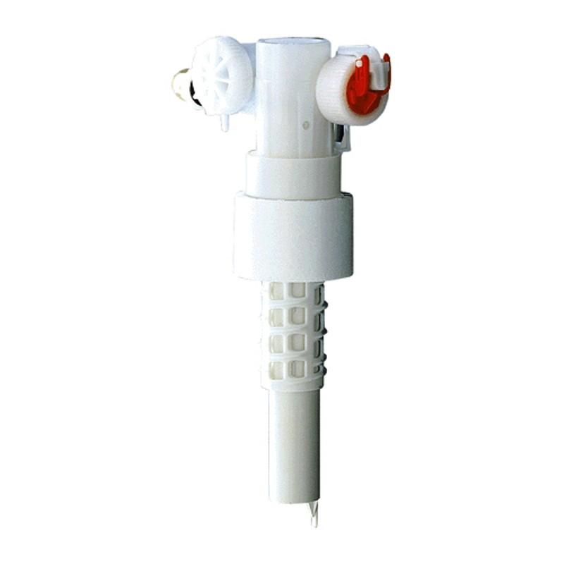 Füllventil, Schwimmerventil, komplett für Spülkasten, DN 15, für hoch- und tiefhängende Spülkästen