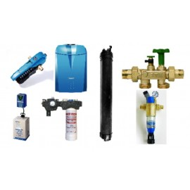 Wasserbehandlung / Wasserfilter