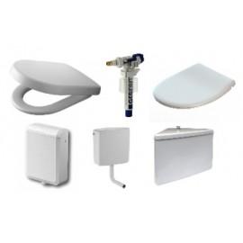 WC Sitze / Spülkasten